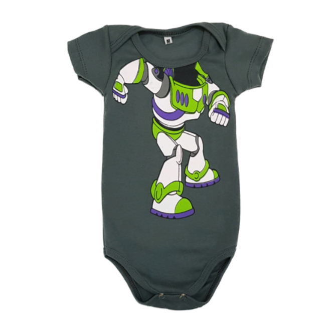 Body Buzz Lightyear Bebê