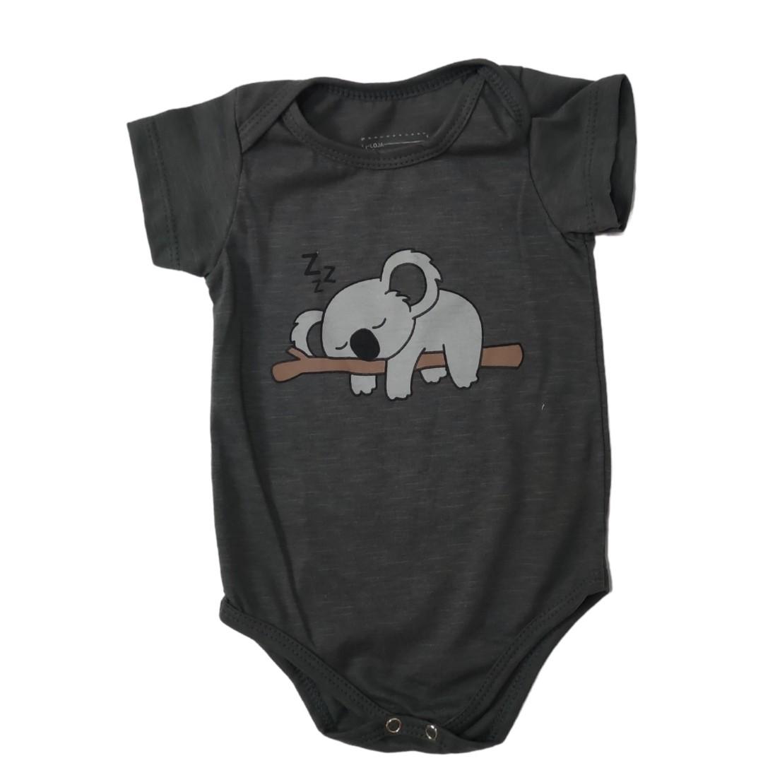 Body Coala Bebê