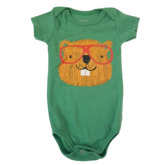 Body Esquilo Bebê
