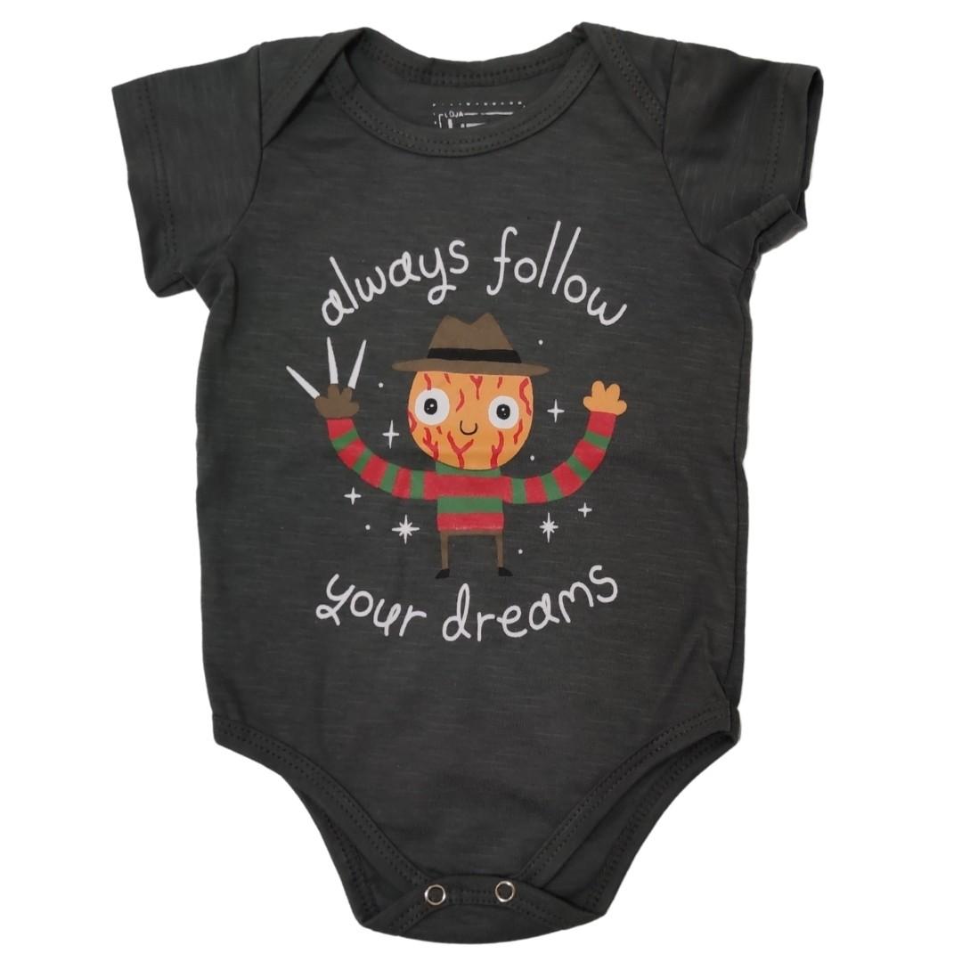 Body Freddy Krueger Bebê