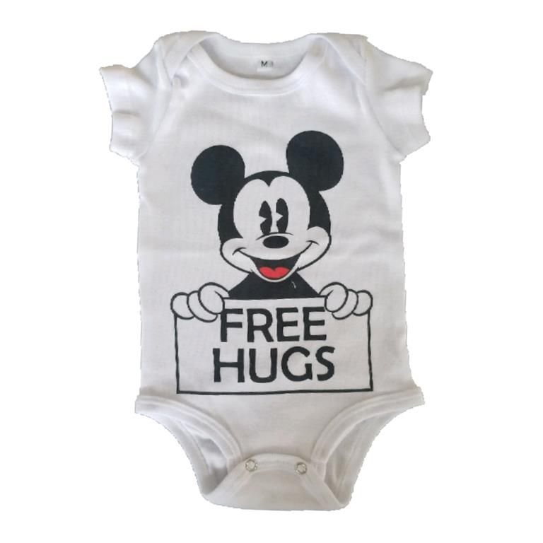 Body Free Hugs Bebê