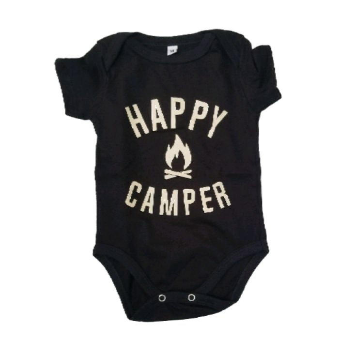 Body Happy Camper Bebê