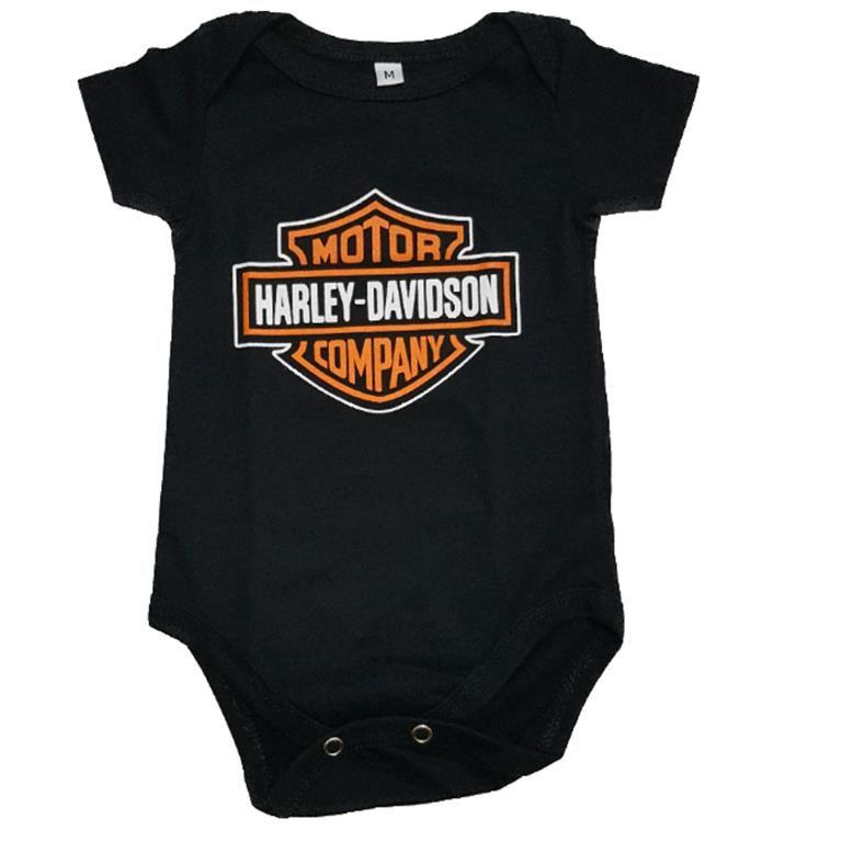 Body Harley Davidson Bebê