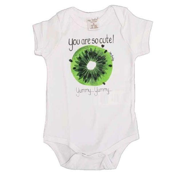 Body Kiwi Bebê