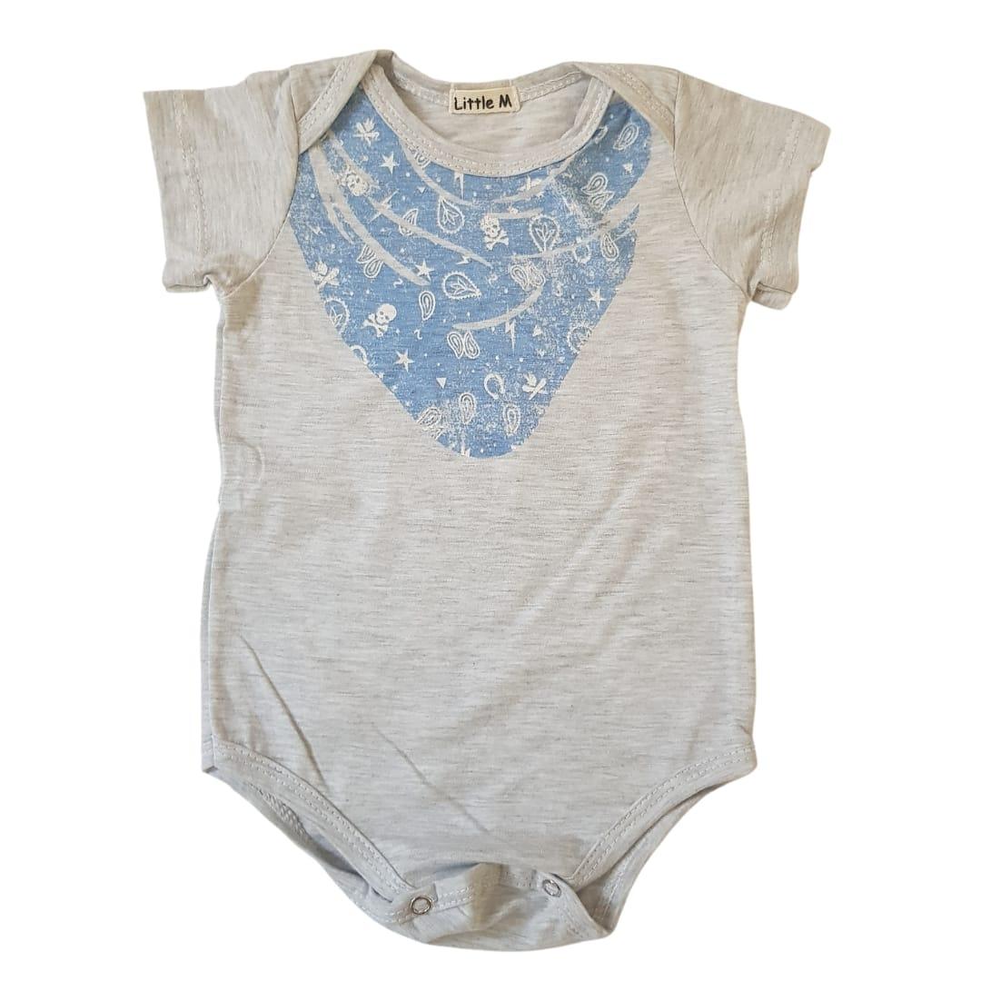 Body Lenço Bebê