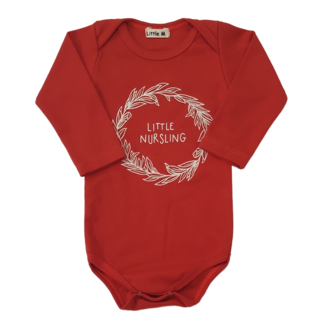 Body Little Nursling Bebê