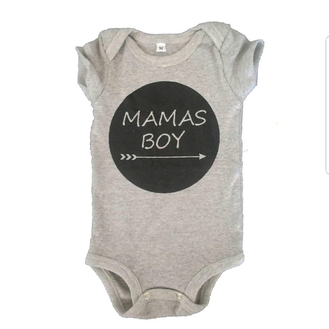 Body Mamas Boy Bebê