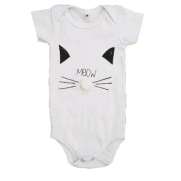 Body Meow Bebê