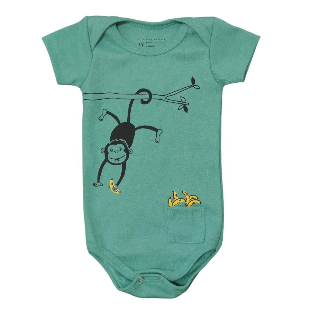 Body Monkey Bebê