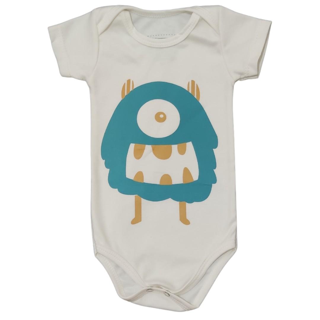 Body Monstro Bebê