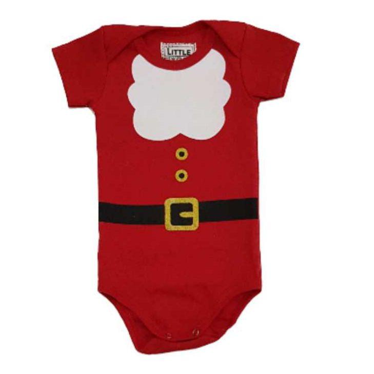 Body Papai Noel Bebê