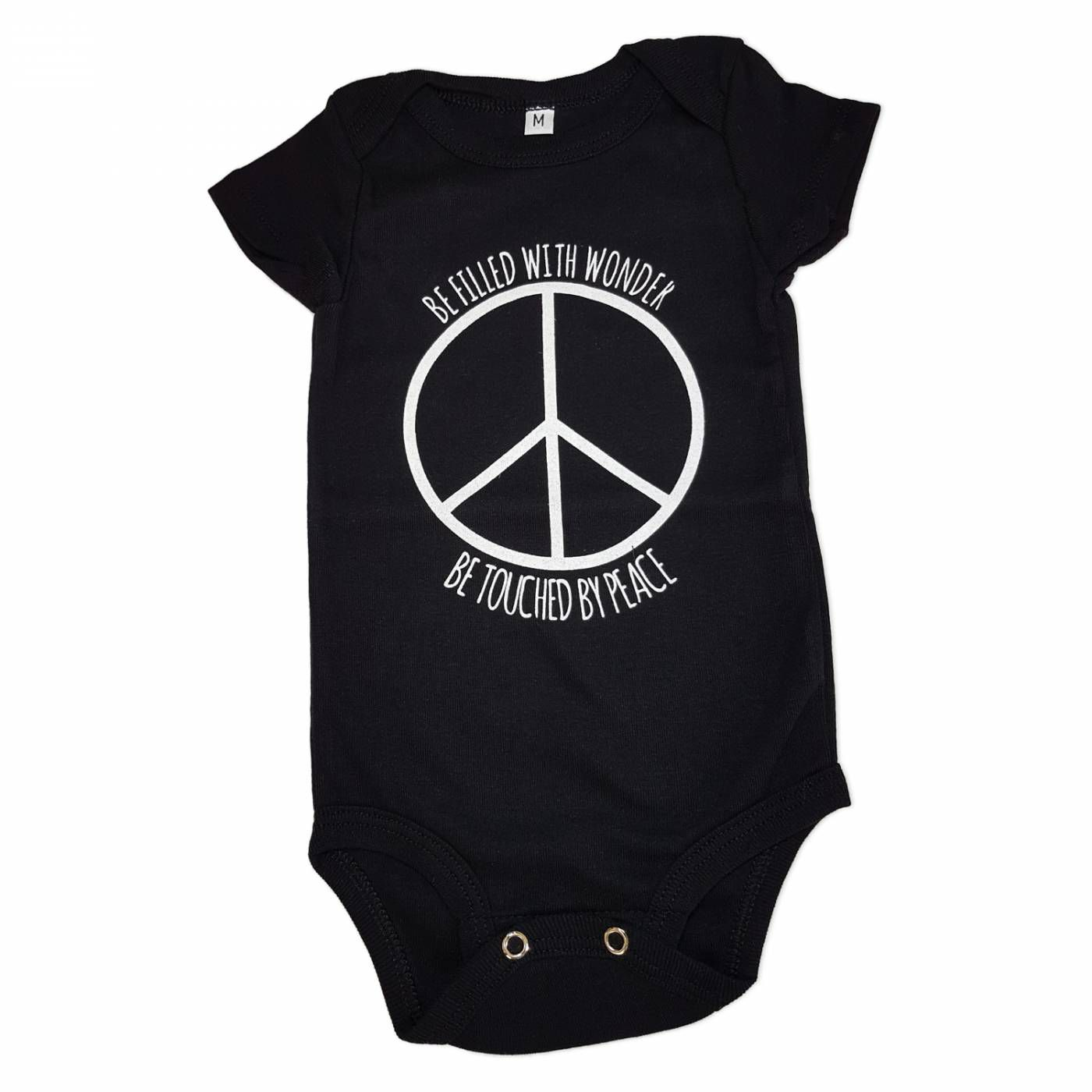 Body Paz e Amor Bebê