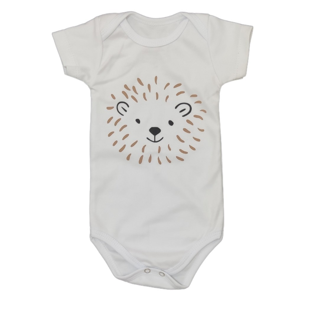 Body Porco Espinho Bebê