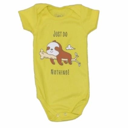 Body Preguicinha Bebê