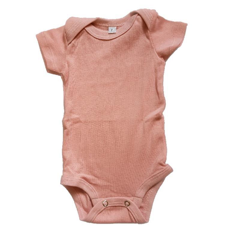 Body Rosa Seco Bebê