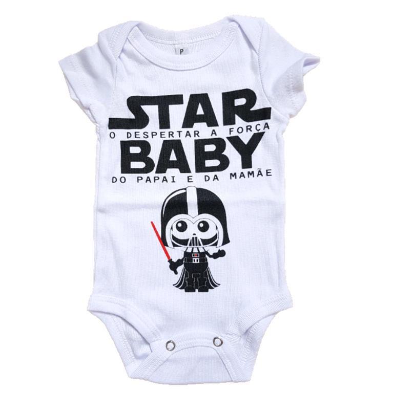 Body Star Baby Bebê