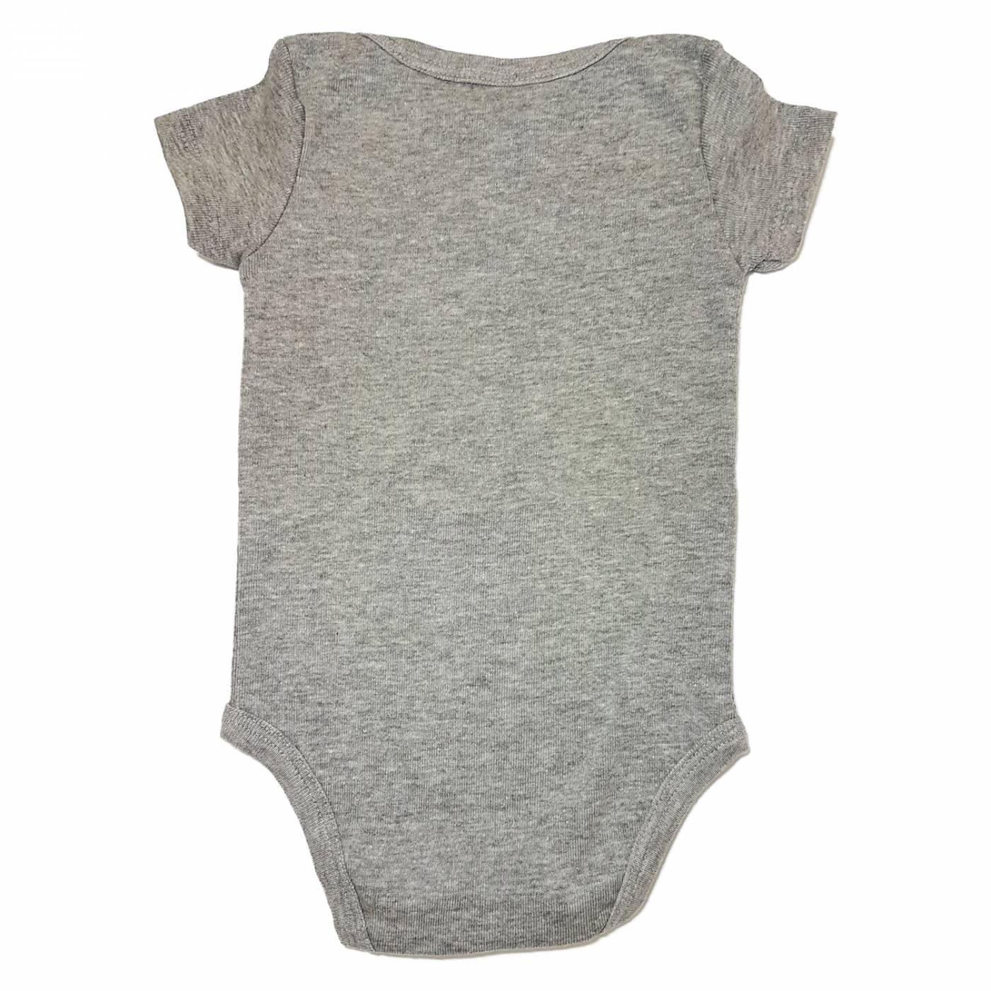 Body Suspensório Bebê