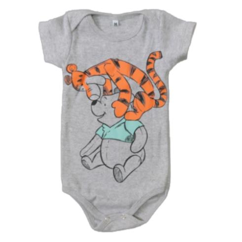 Body Tigrão e Pooh Bebê