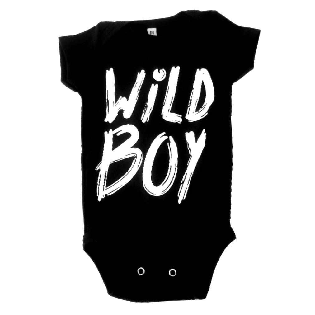 Body Wild Boy Bebê