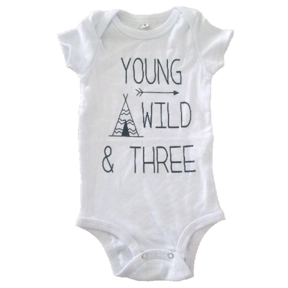 Body YOUNG Bebê
