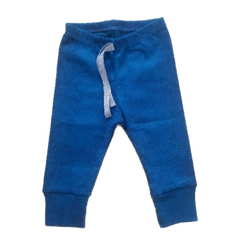 Calça Básica Azul
