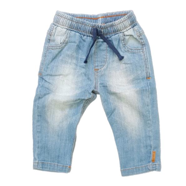 Calça Jeans Lavagem Média