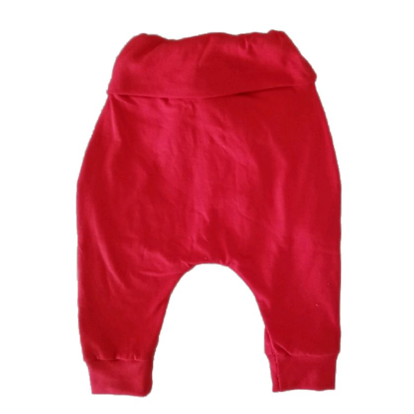 Calça Saruel Laço Vermelha