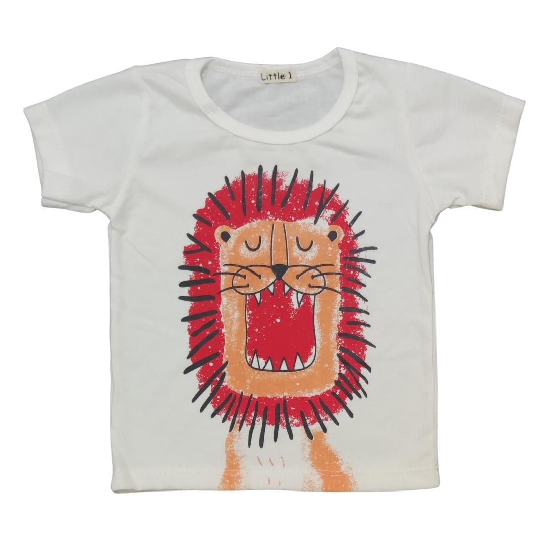 Camiseta Leão Off