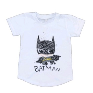 Camiseta Long Batman