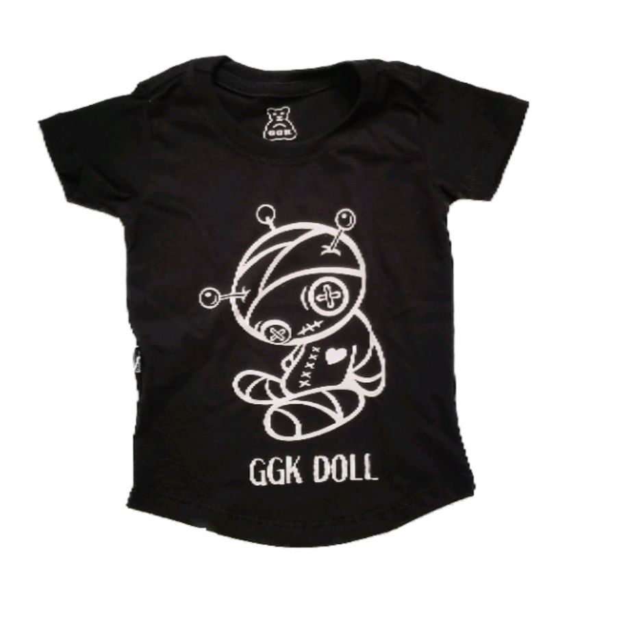 Camiseta Long Doll