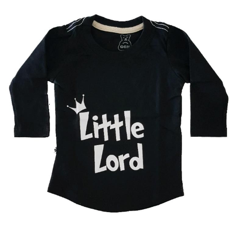 Camiseta Long Little Lord Manga Longa