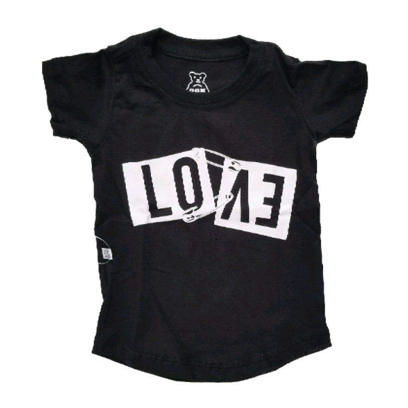 Camiseta Long Love