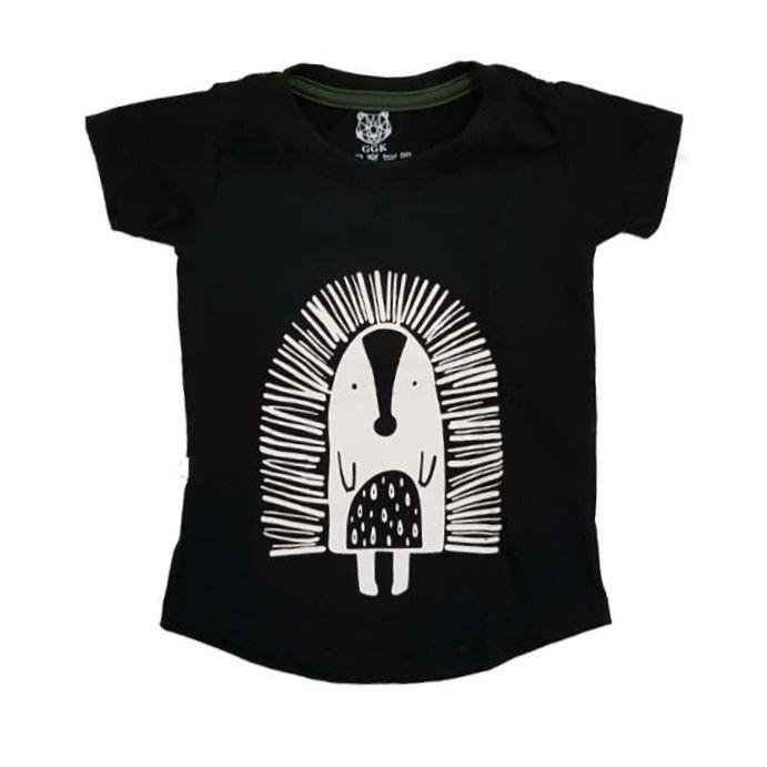 Camiseta Long Porco Espinho
