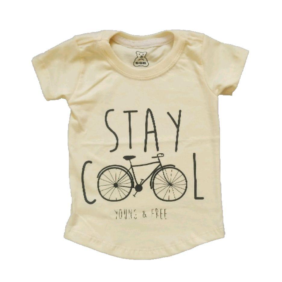 Camiseta Long Stay Cool