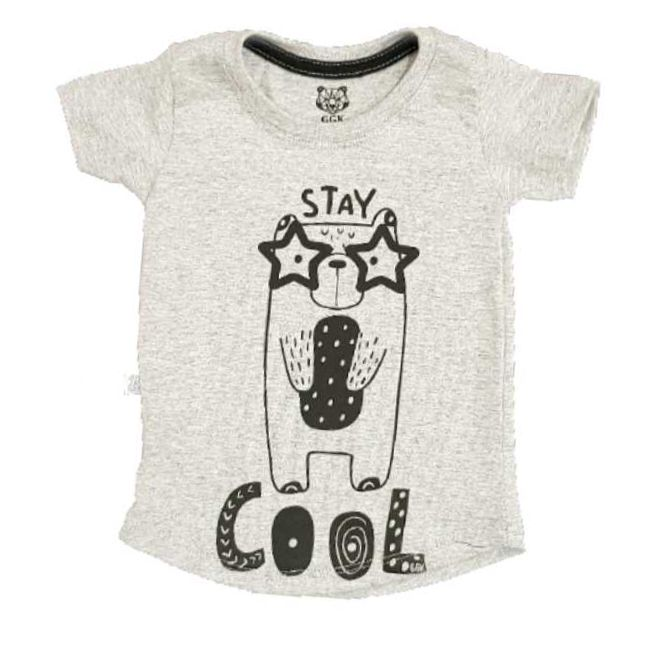 Camiseta Long Stay Cool Mescla