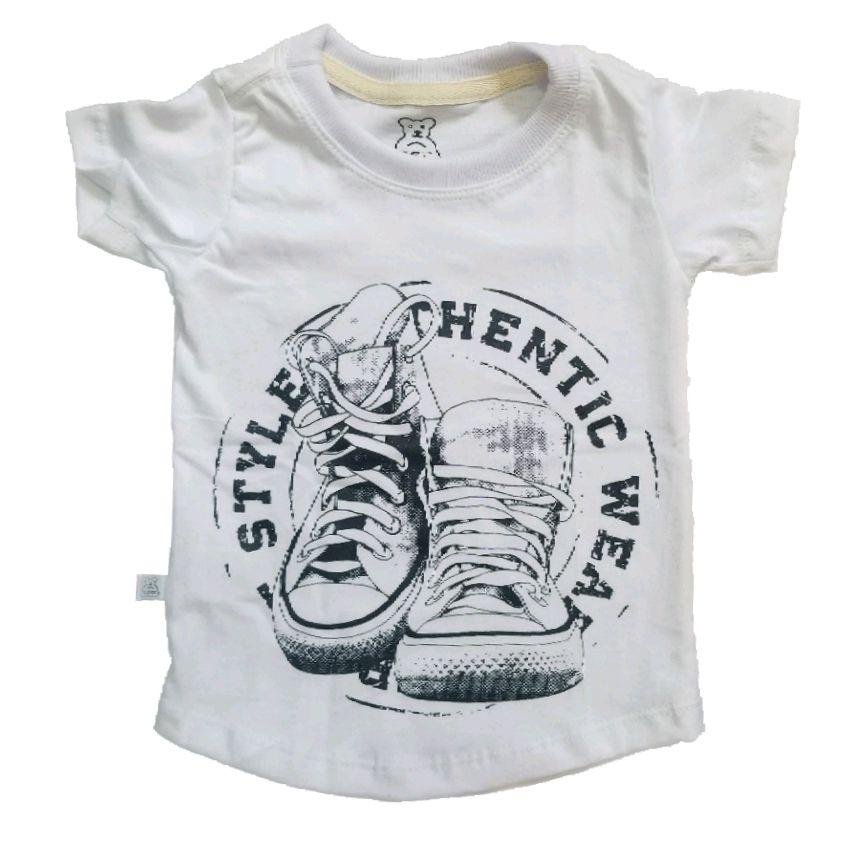 Camiseta Long Style Authentic Wear