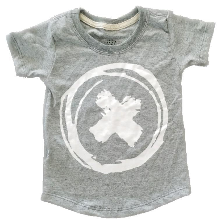 Camiseta Long X
