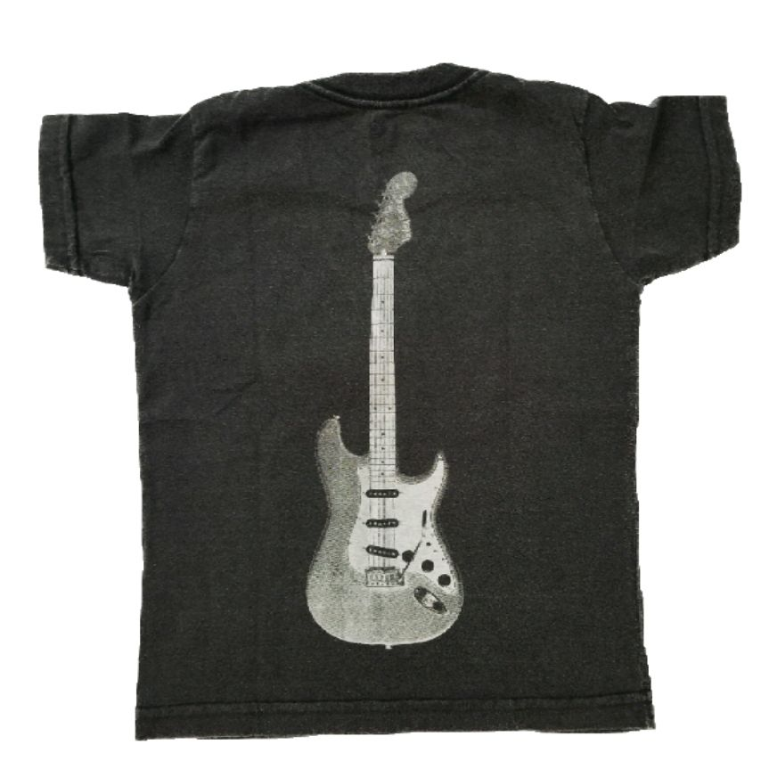 Camiseta Rock Saved My Life