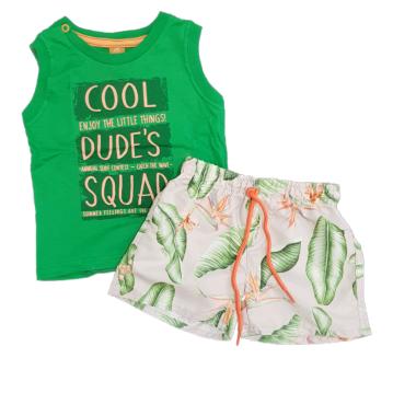 Conjunto Cool Dude's Squad