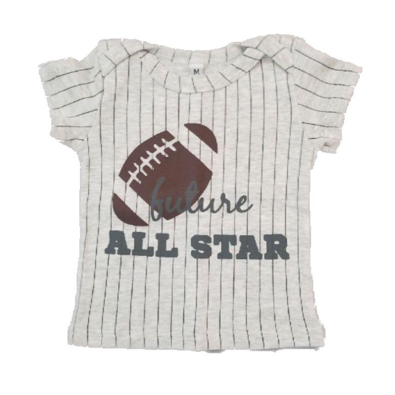 Conjunto Futebol Americano Bebê