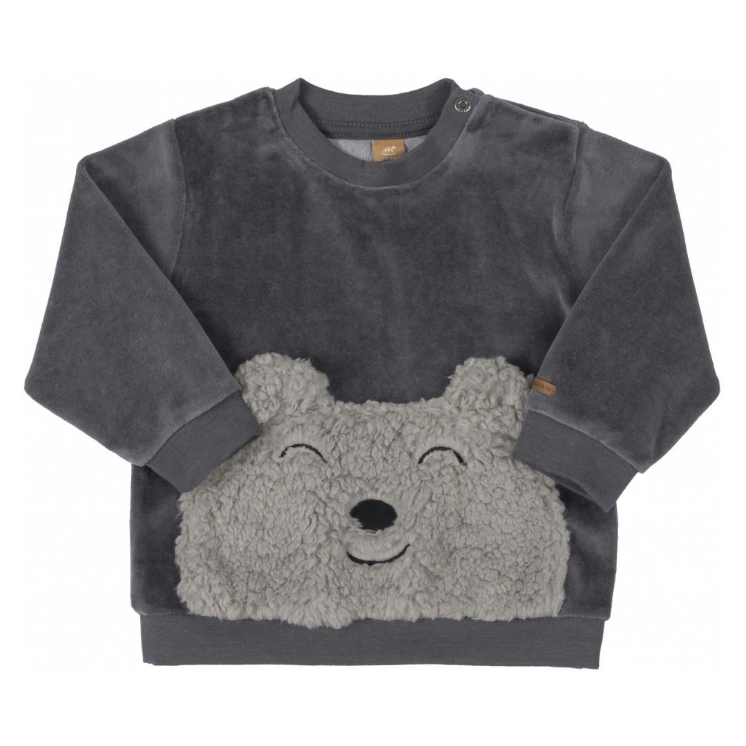 Conjunto Plush Bear Chumbo