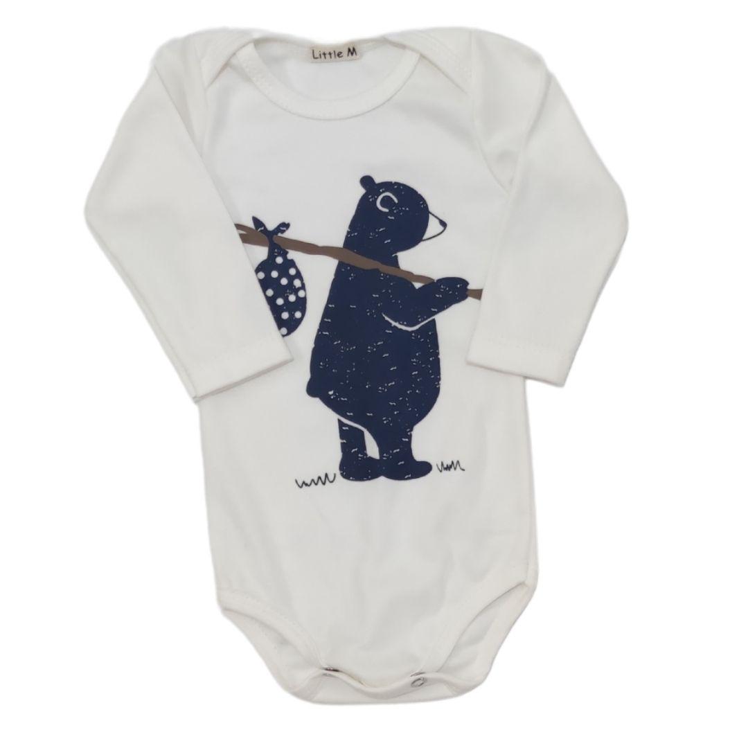 Conjunto Urso Marinho