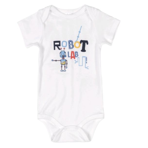 Kit Robot Bebê