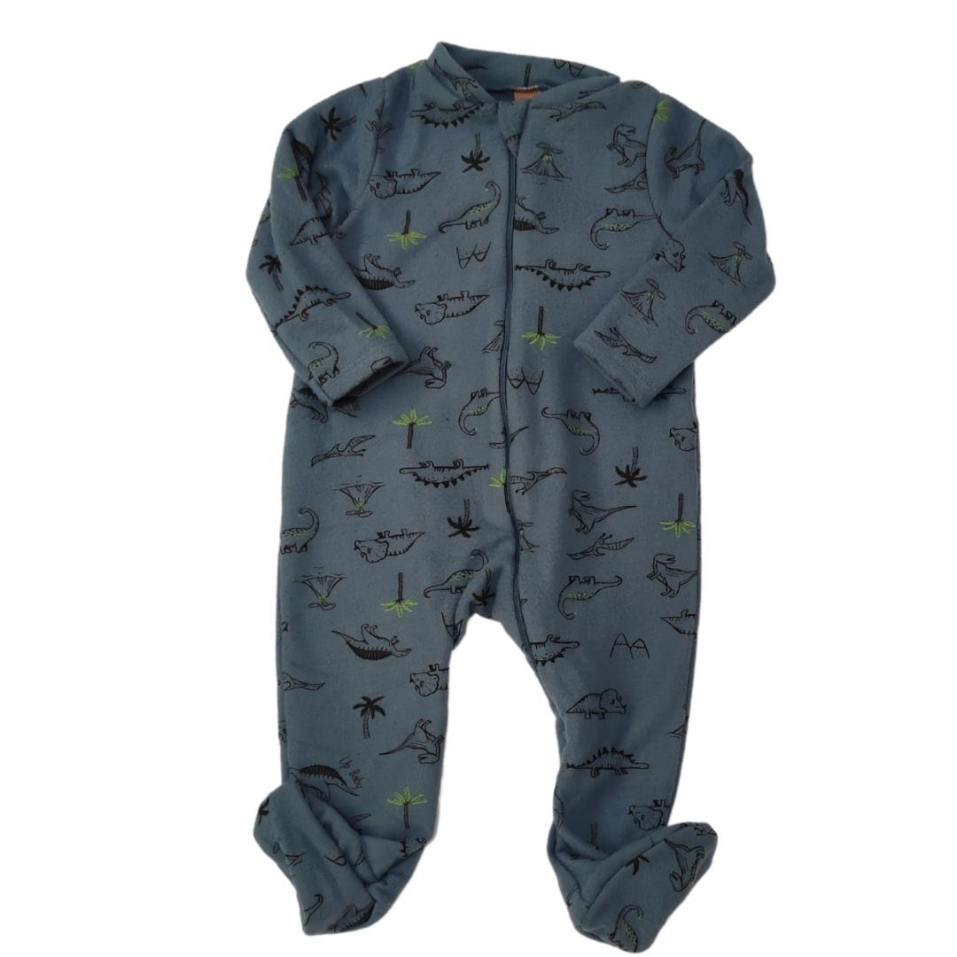 Pijama Macacão Dino