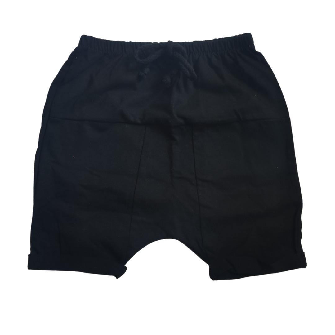 Short Basic Preto