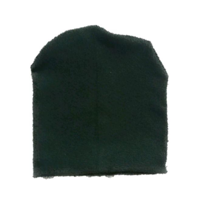 Touca Verde Lisa