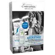 Kit Backstage - Lait-crème Concentré LCC 75ml e Água Micelar 100ml