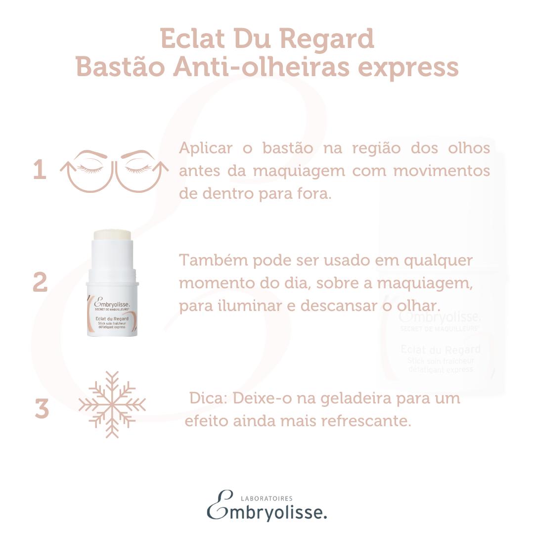 "Bastão Anti-olheiras express Embryolisse ""Eclat Du Regard"" 4,5g"