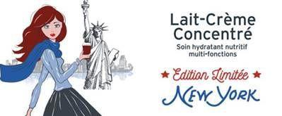 Kit Duo  2 x Lait-Crème Concentré LCC 75ml Edição Especial New York