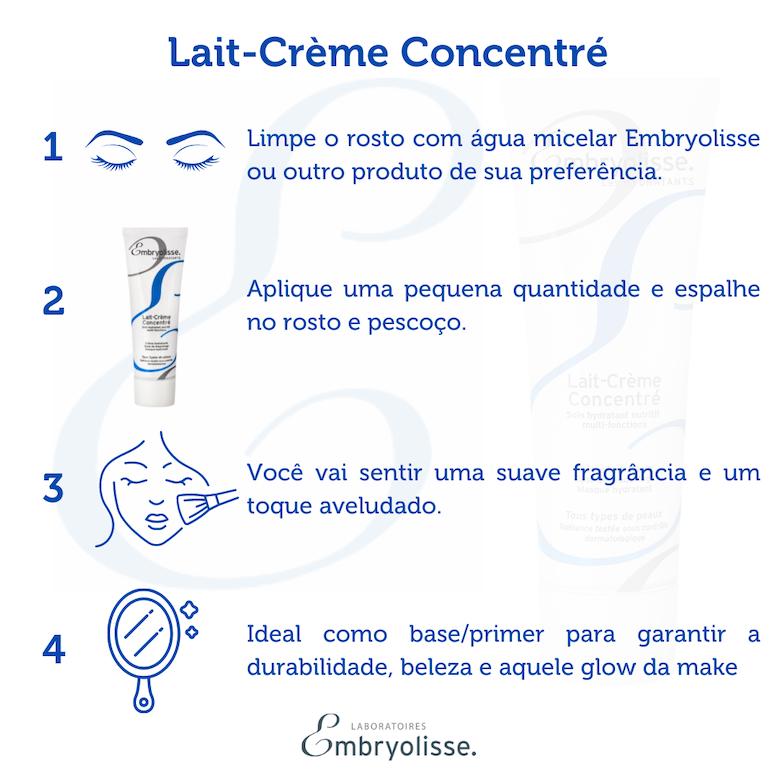 Lait-Crème Concentré Embryolisse
